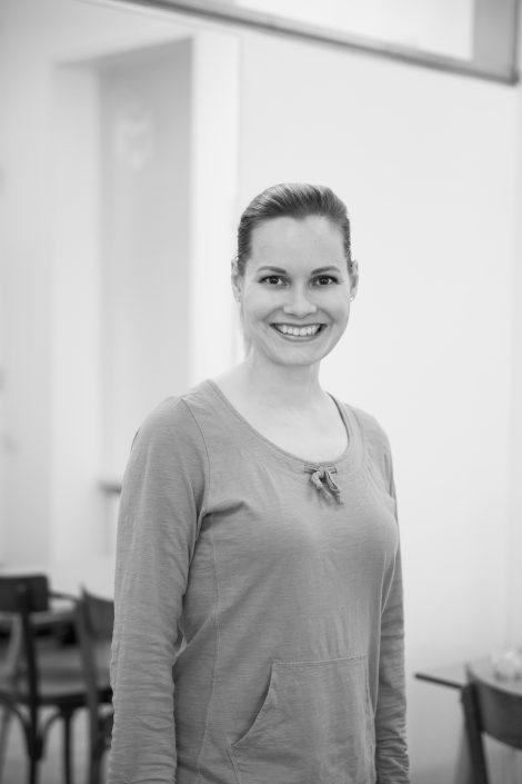 Physiotherapeutin Magdalena Mayrl