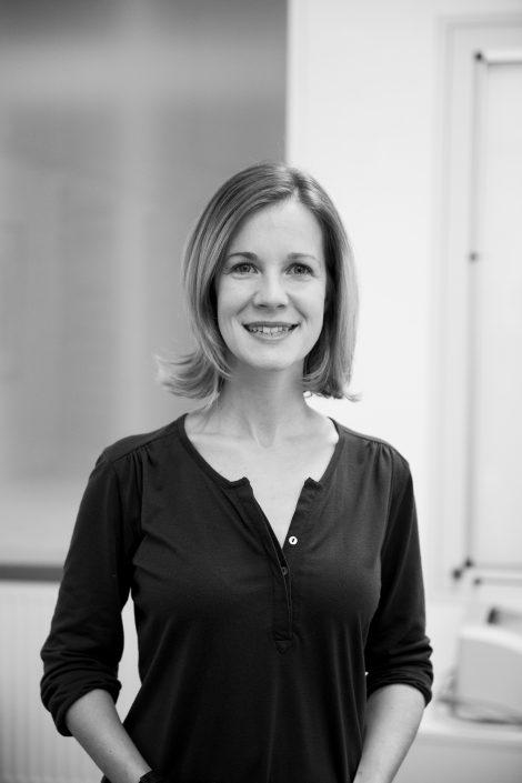 Ergotherapeutin Sandra Mocker