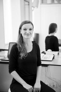 Ergotherapeutin Susanne Radlinger