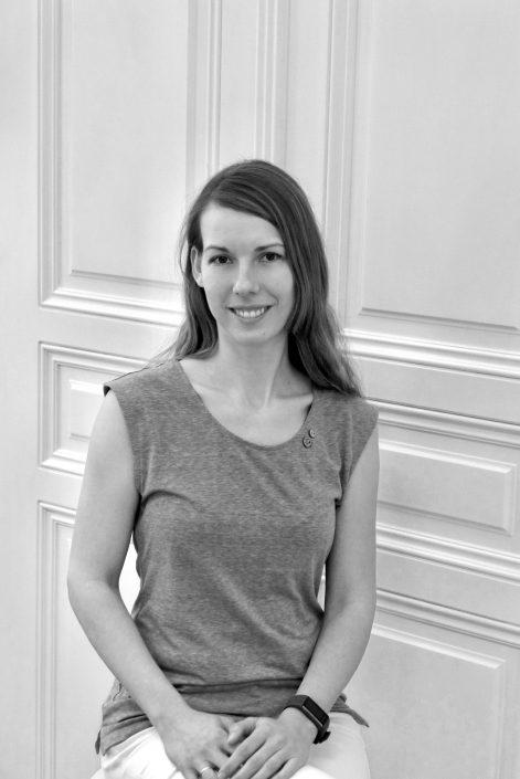 Ergotherapeutin Anna Hellerich